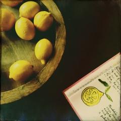 Lemons- Esmee Aarbodem