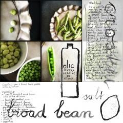 Broad Bean Crostini- Esmee Aarbodem